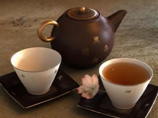 ароматизированынй чай